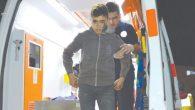 Fatsa'da 16 Yaşında Genç Motosiklet İle Kaza Yaptı