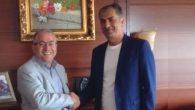 Burak Yılmaz'ın Babası Orduspor'un Teknik Direktörü Oldu