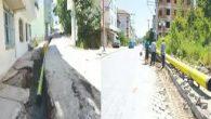 Fatsa'da Doğal Gaz Çalışmaları Başladı