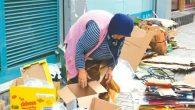 Fatsa'da 65 Yaşındaki Kadın Dilencilere Örnek Olmalı