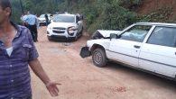 Çamaş Kaymakamlığı Makam Şöforu Kaza Yaptı 5 Yaralı