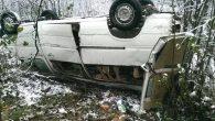 Korgan'da Feci Kaza 10 Yaralı