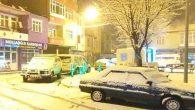 Ordu'ya yoğun kar yağışı uyarısı geldi