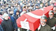 Adana'da intihar eden Fatsalı asker toprağa verildi