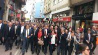 CHP'li adaylar Fatsa'da görücüye çıktı