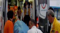 Ordu'da kaza 2'si çocuk 6 yaralı