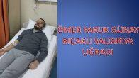 AK Parti'den Ulubey Belediye Başkan Adayı bıçaklı saldırıya uğradı