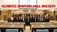 'ULUBEY'E YATIRIMLAR GECİKMELİ DEVAM EDİYOR'