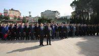 Çanakkale Zaferi'nin 103. Yıldönümü Törenlerle Anıldı