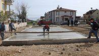 Fatsa Dolunay mahallesine basketbol sahası