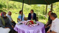 Kayabaşı Mahallesinde Yürütülen Ekoturizm Faaliyetlerini İnceledi