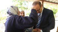 Yaşlıları Sevindiren Ziyaret