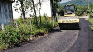 Fatsa'da yol ve menfez dolgu çalışmaları sürüyor