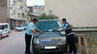 177 Araç sürücüsüne 19 bin tl para cezası verildi
