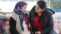 Bayan Yavuz, Engelli ve İhtiyaç Sahibi Ailelere Yaptığı Ziyaretlerini Sürdürüyor
