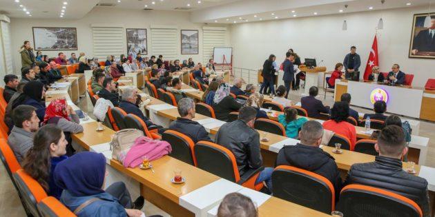 Vali Yavuz, 101 Vatandaşımızın Derdine Derman Olmaya Çalıştı