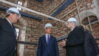 Vali Yavuz, Taşbaşı Mahallesinde Sokak Sağlıklaştırması ve Restorasyon Çalışmalarını İnceledi
