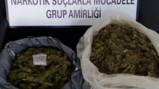 Ordu'da Uyuşturucu Tacirlerine Göz Açtırılmıyor