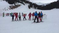 Perşembe Kaymakamlığı ÖNEM Çocukları İçin Kayak Eğitimi Düzenledi