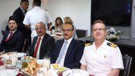 Vali Yavuz, TCG Fatih Gemisi'nde Düzenlenen İftar Programına Katıldı