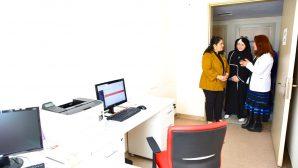 Bayan Yavuz, KETEM'i Ziyaret Etti