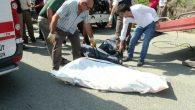 Fatsa'da feci kaza iki kişi hayatını kaybetti