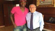 Orduspor Senegalli Souleymane Tandia İstanbul'a Getirdi