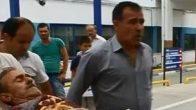 Ordu'da Şelaleden düşen bir kişinin iki bacağı kırıldı