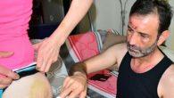 Ünye eski özel kalem müdürü ve kız arkadaşını dövdüler