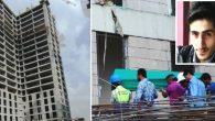 Korganlı İşci 15'nci Kattan Düşerek Hayatını Kaybetti