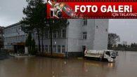 Fatsa'da Yağmur Su Baskınlarına Neden Oldu