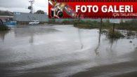 Ordu'ya Yağmur Yağdı Her Yeri Su Bastı