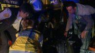 Ordu'da Motosikletin devrildiği feci kazada iki kardeş öldü