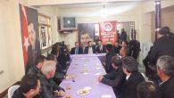 Ak Parti milletvekili aday adayı Sefa Yüce ilçe ziyaretlerini sürdürüyor