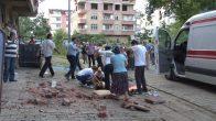 Fatsa'da Balkondan düşen genç kız hayatını kaybetti