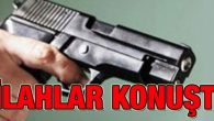 Korgan'da çıkan taciz kavgasında silahlı yaralandı