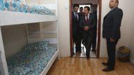 Kumru'da hastane okula taşındı