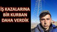 Elektrik akımına kapılan 22 yaşında genç öldü