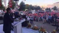 MHP'nin iftar yemeğine 7 bin kişi katıldı