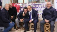 Vali Yavuz, Taksici Esnafını Mutlu Etti