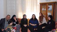 Bayan Yavuz, Sosyal Amaçlı Ziyaretlerini Sürdürüyor (2019)