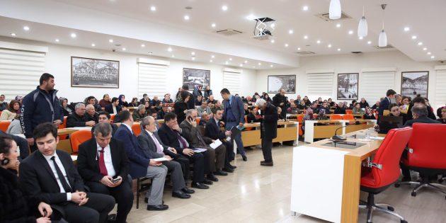Halk Günü Toplantısı Yapıldı (08.02.2019)