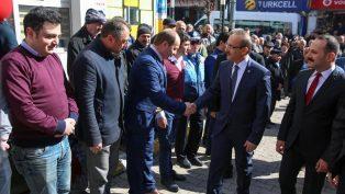 Vali Yavuz, Aybastı İlçesini Ziyaret Etti (2019)