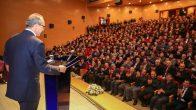 Vali Yavuz, Din Görevlileriyle Bir Araya Geldi